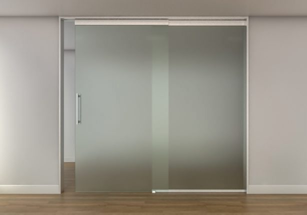 FRAMELESS GLASS <br>PARTITION SYSTEM