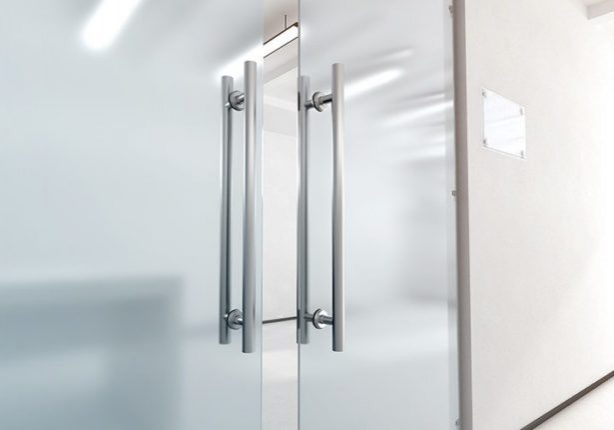 DOORS AND <br>IRONMONGORY